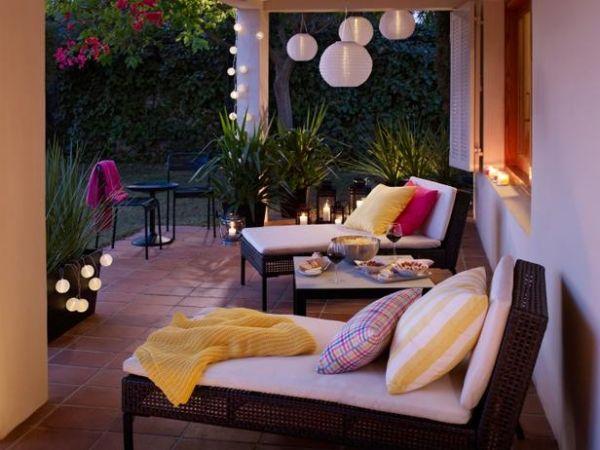 14 Gartenmöbel Ideen Von Ikea   Den Patio Schön Und Günstig Einrichten |  Minimalisti.com