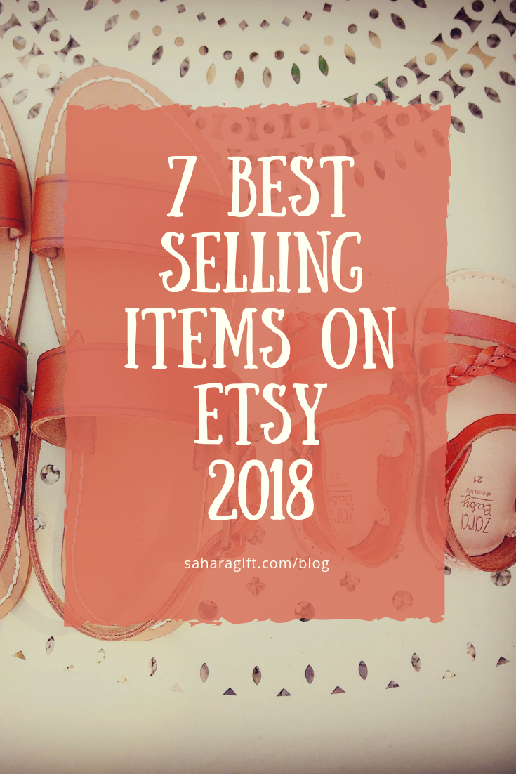 7 Best Selling Items On Etsy In 2018 Home Decor Child Clothing