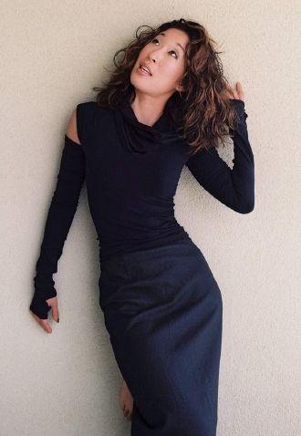 Sandra Oh Played Dr Cristina Yang On Greys Anatomy