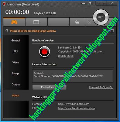 Bandicam Makes It Possible To Record A Certain Area On A Pc Screen Or A Program That Uses The D Screen Recording Software Screen Recorder Free Screen Recorder