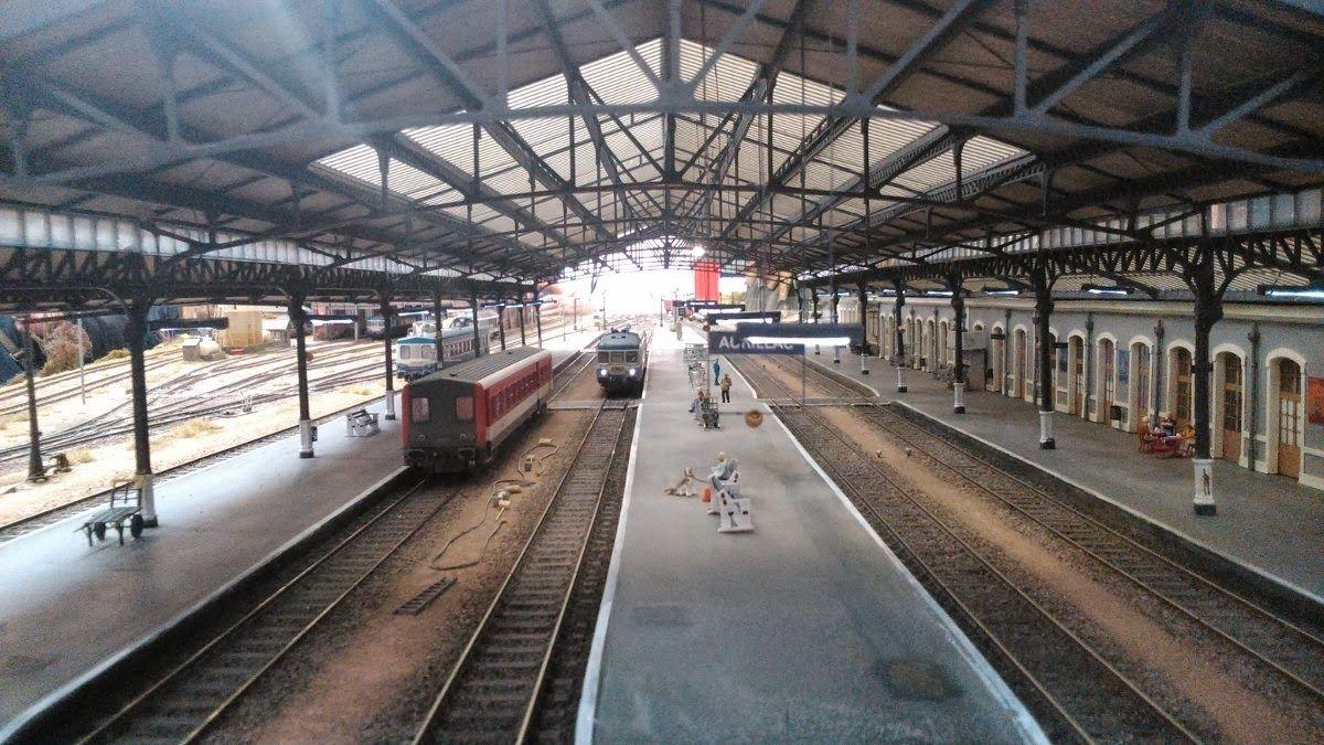 El web del Tren d'Olot: Passeig fotogràfic per RailExpo 2014