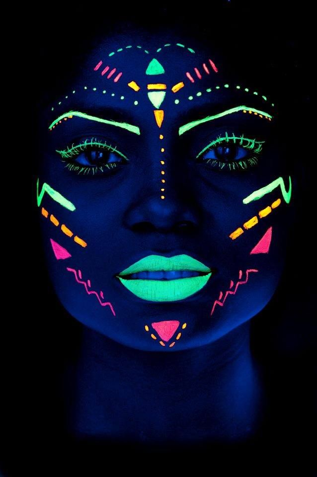 PARTAGE OF RÊVES INSOLITESON FACEBOOK face painting