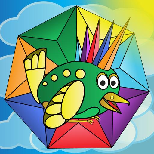 Featured Game : Mohawk Bird Run http://www.thegreatapps.com/apps/mohawk-bird-run