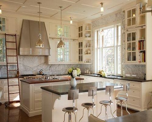 elegant kitchen designs   ... Design For Your Kitchen: Elegant Kitchen Island Design – Quakerrose