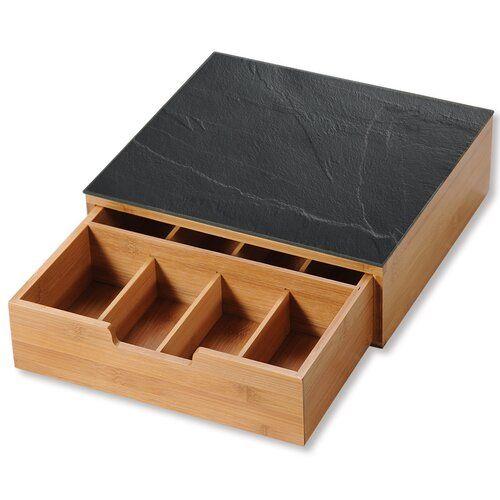 Kesper Coffee Capsule Storage Box Wayfair Co Uk Coffee