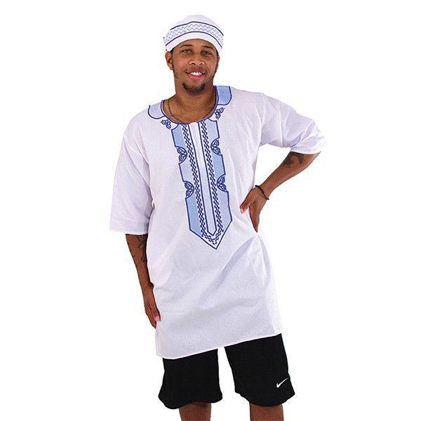 Regal Dashiki African Clothing