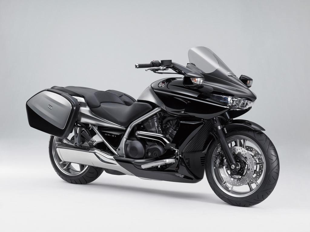 Honda DN New Black
