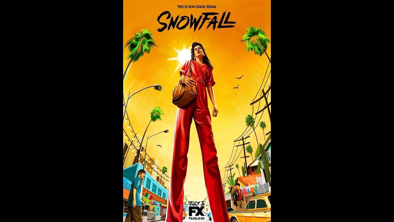 snowfall snowfallreview YouTube Youtube