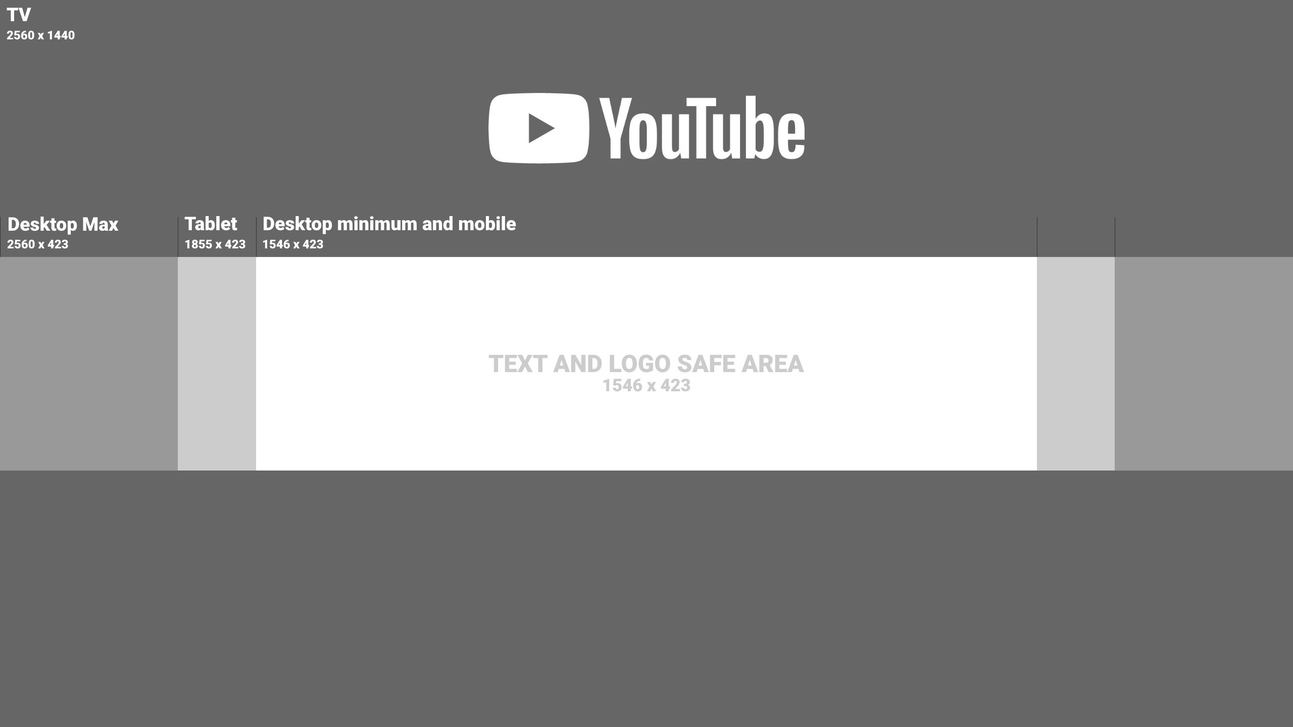 Youtube Banner Template Png Pictures Trzcacak Rs