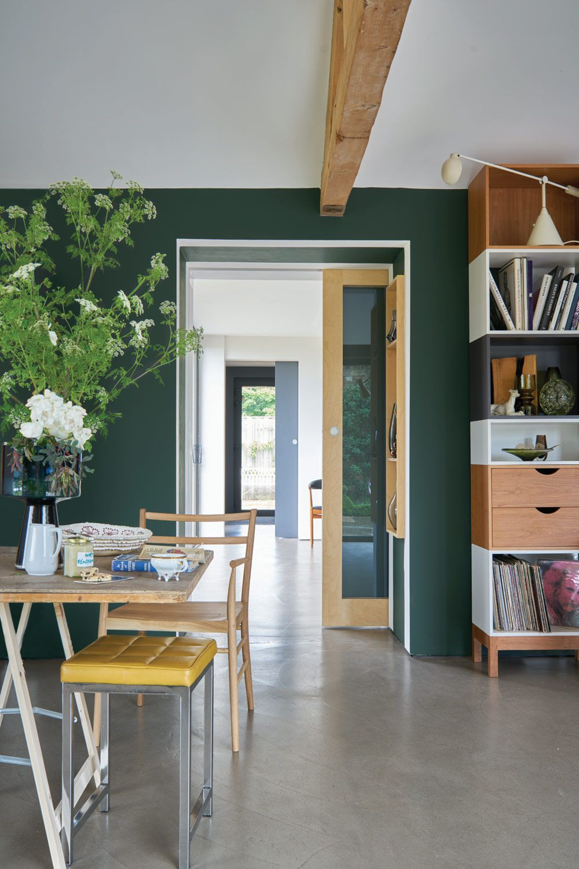 Best Paint Colours Studio Green Farrow Ball Green Rooms 400 x 300
