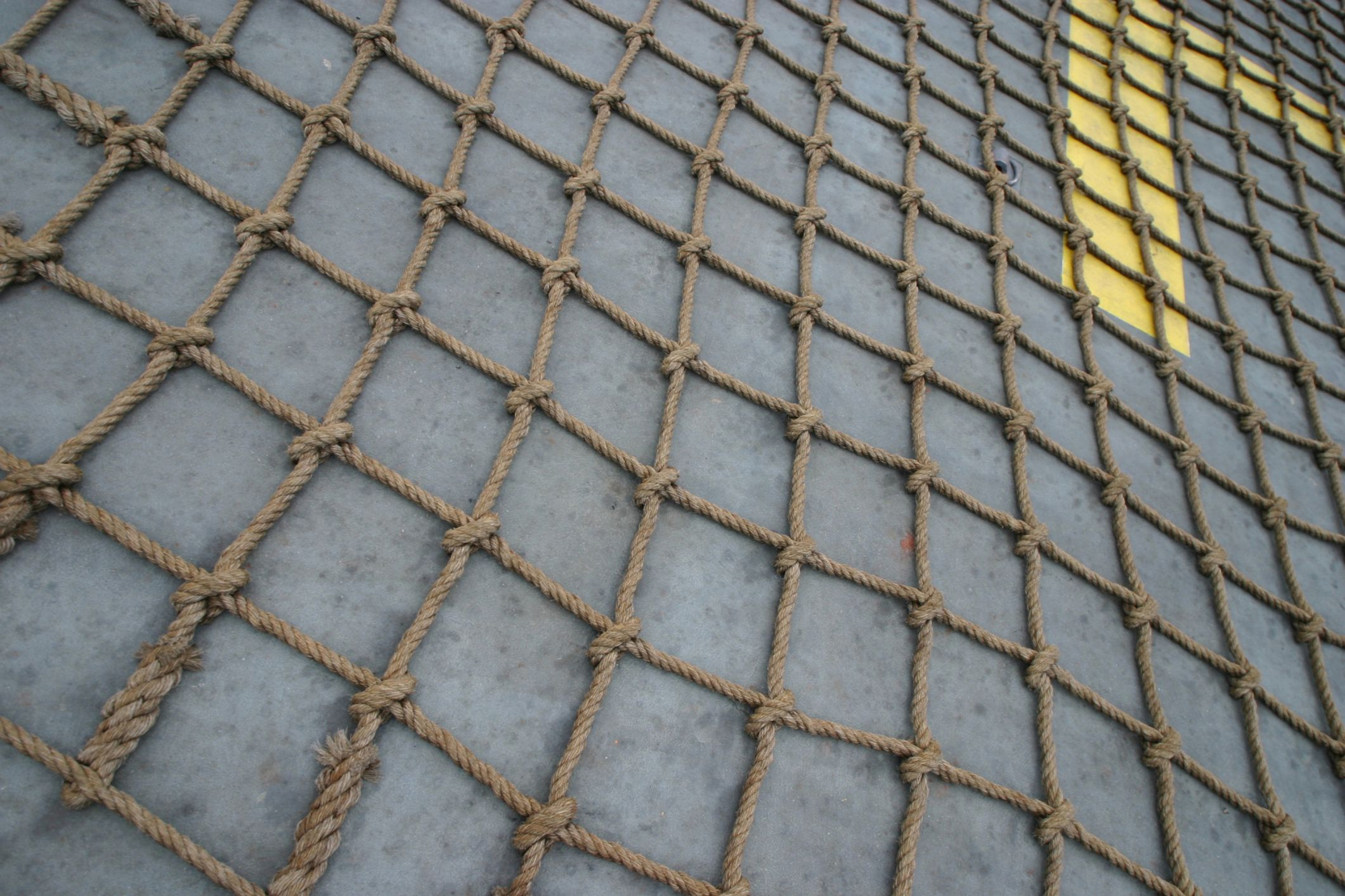 C mo hacer escaleras de cuerda de malla para parques - Escaleras de cuerda ...