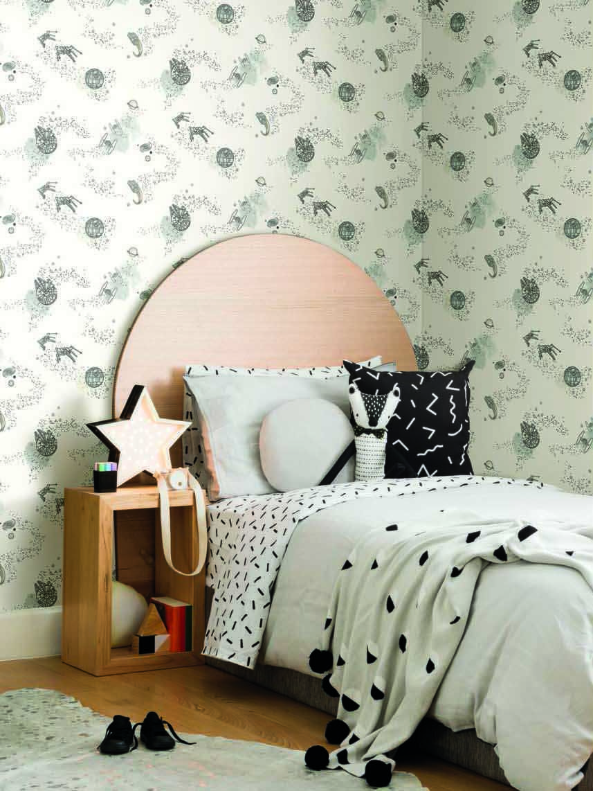 Willow Marks Wallpaper Abra Collection Blue Grey Wallpaper Striped Wallpaper Wallpaper
