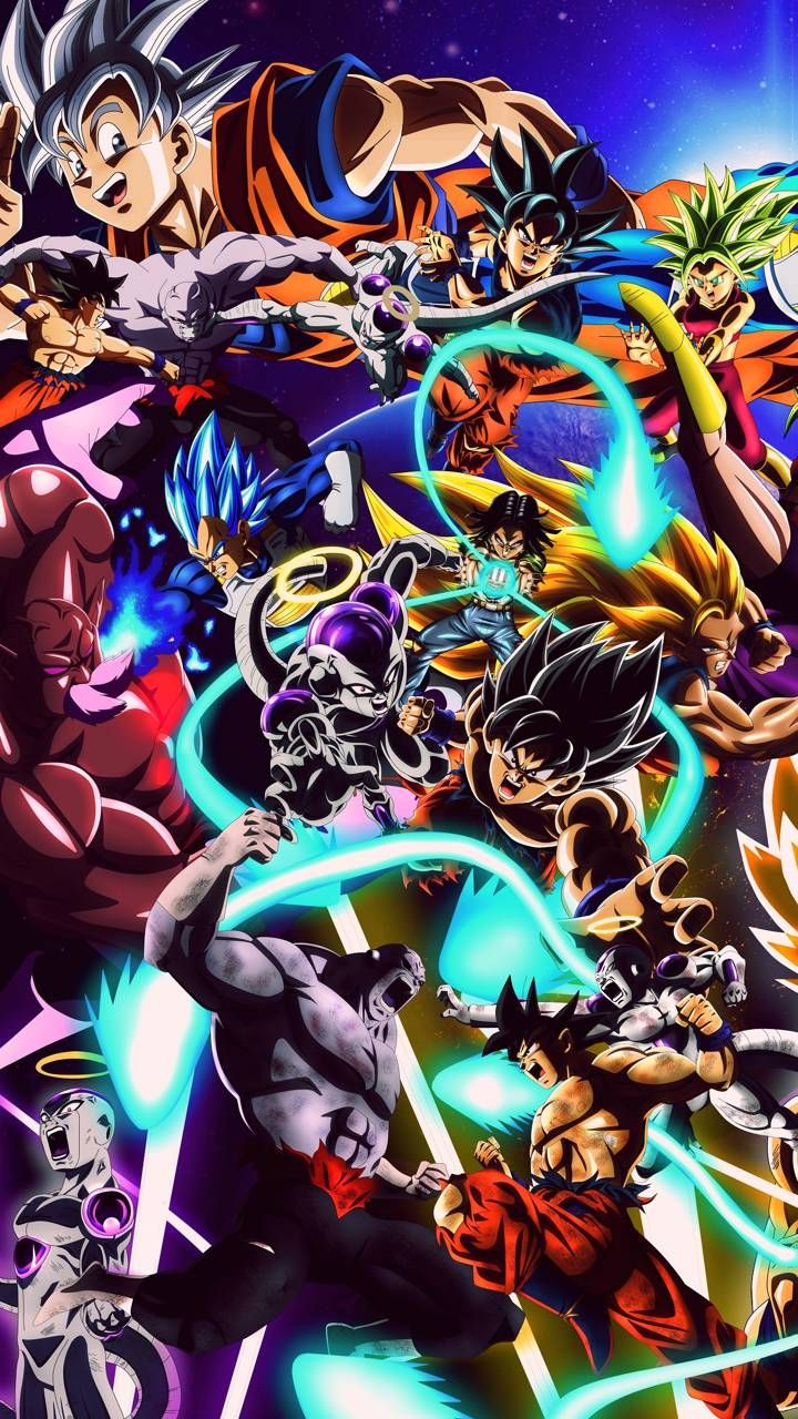 Universe | Dragon Ball | Wallpaper