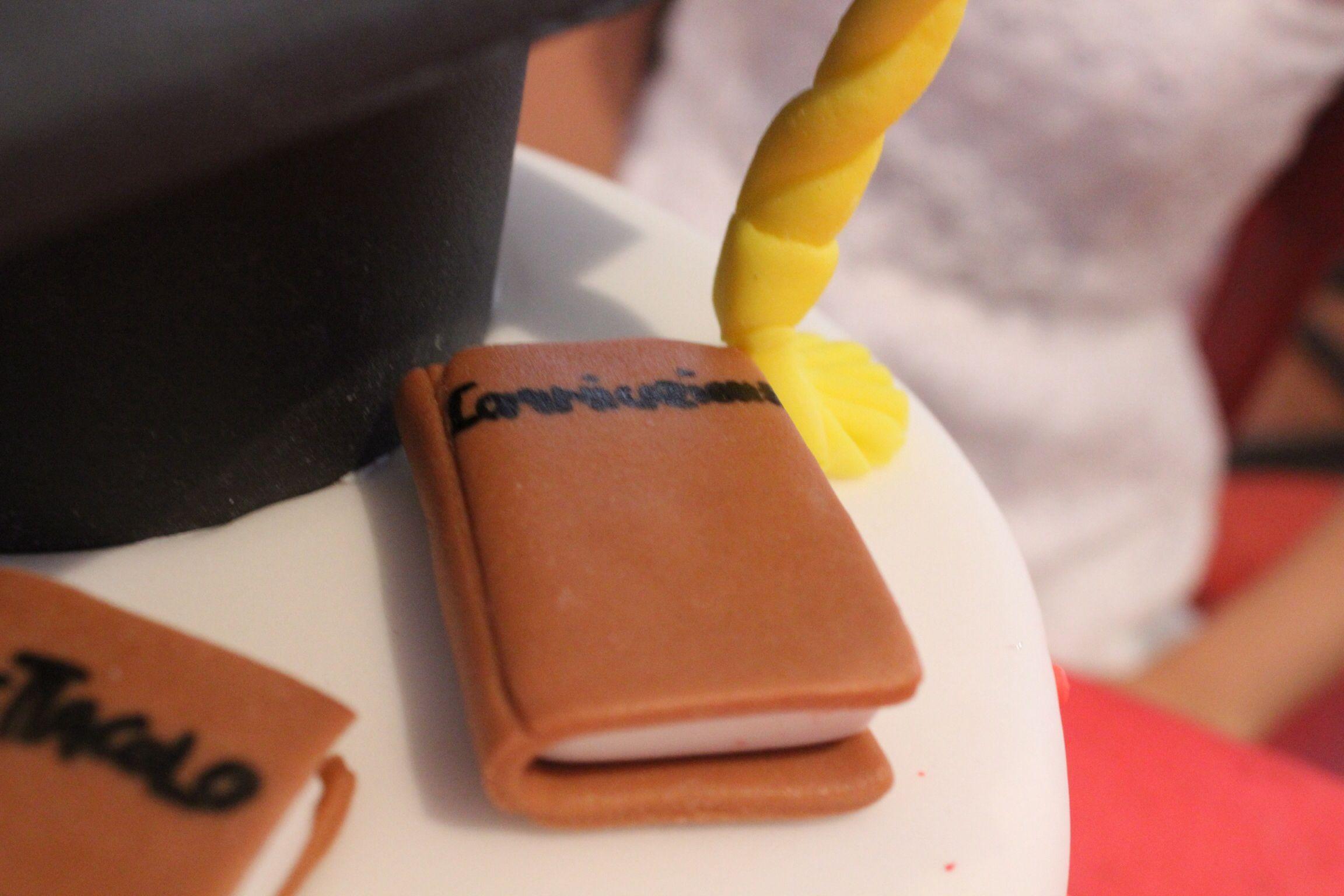 Libro della torta