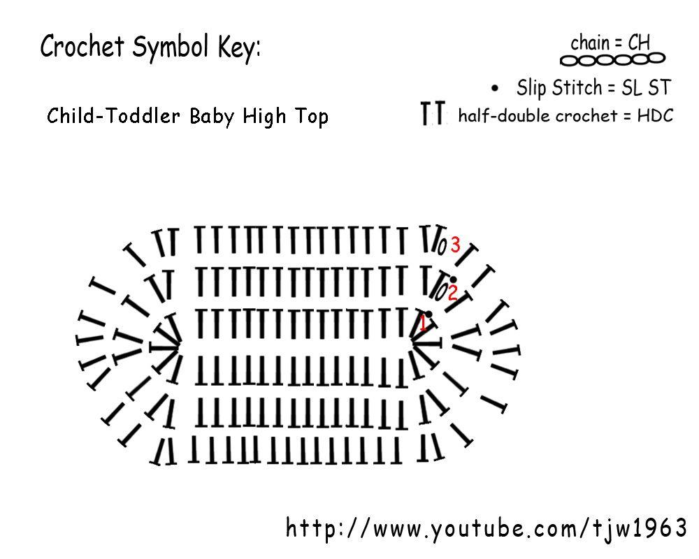 patron crochet bootie | Crochet | Pinterest | Ganchillo, Tejido y ...