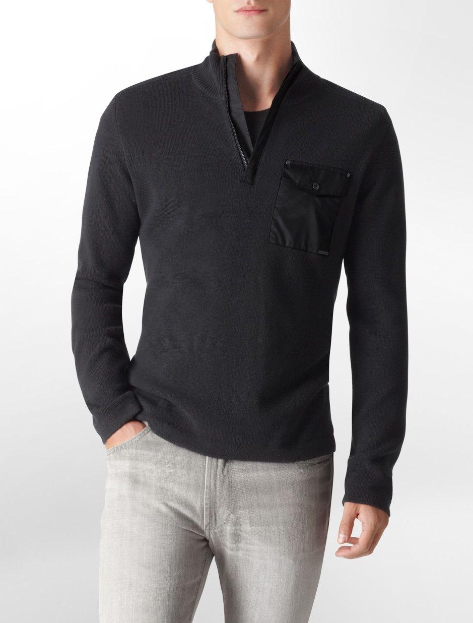 Classy men's sweater