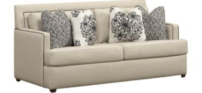 Living Rooms, Allison Sleeper Sofa, Living Rooms | Havertys