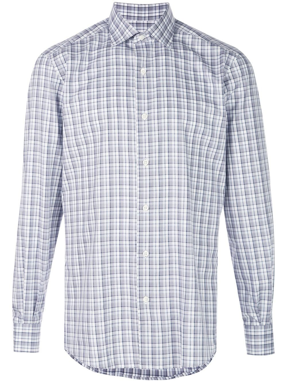 4dcb29b7 Ermenegildo Zegna Traveller Shirt in 2019 | Products | Travel shirts ...