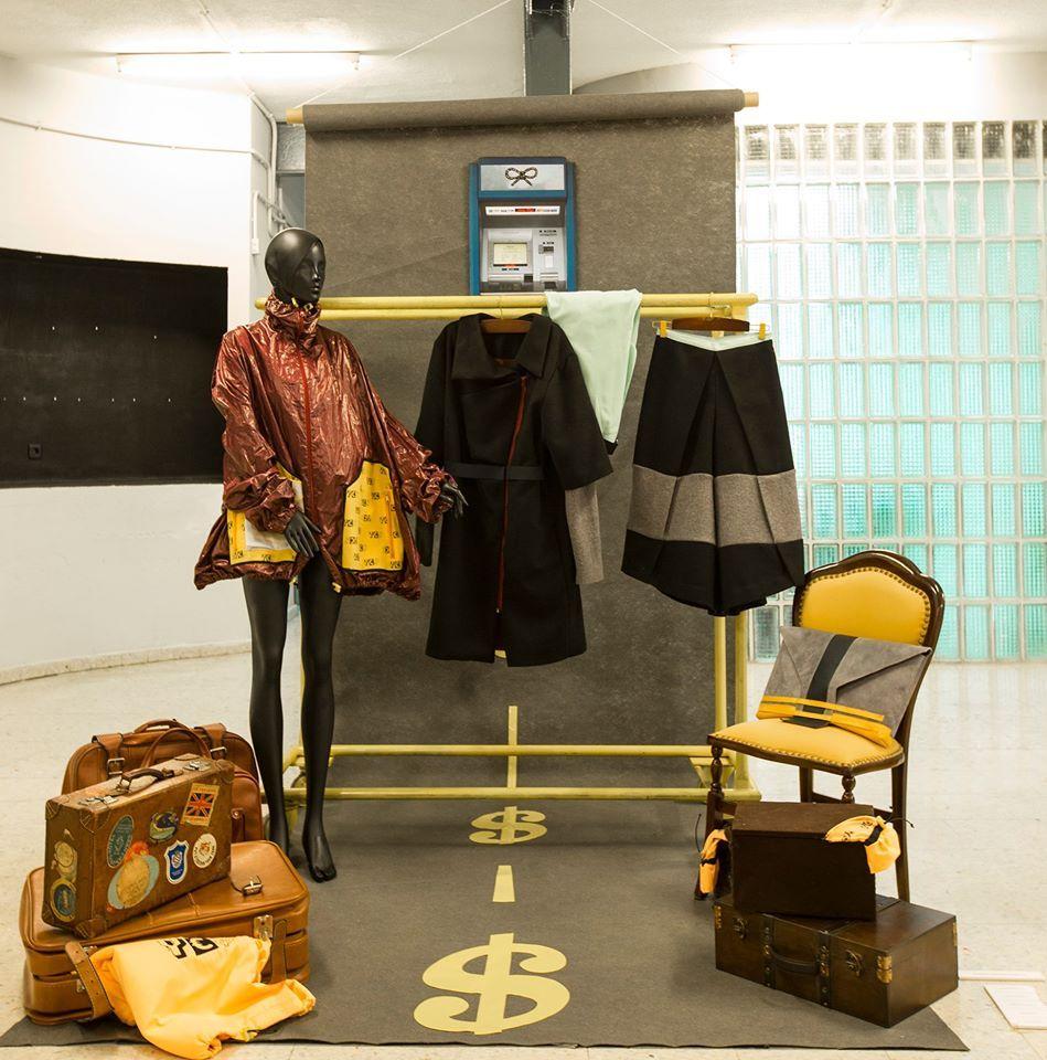 Exposición en el Centro Superior de Diseño de Moda de Madrid