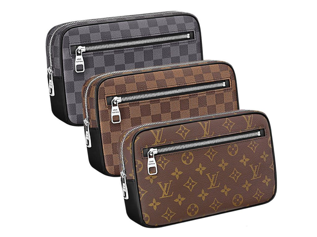 Louis Vuitton Kasai Clutch  20d2f16a8a9b1