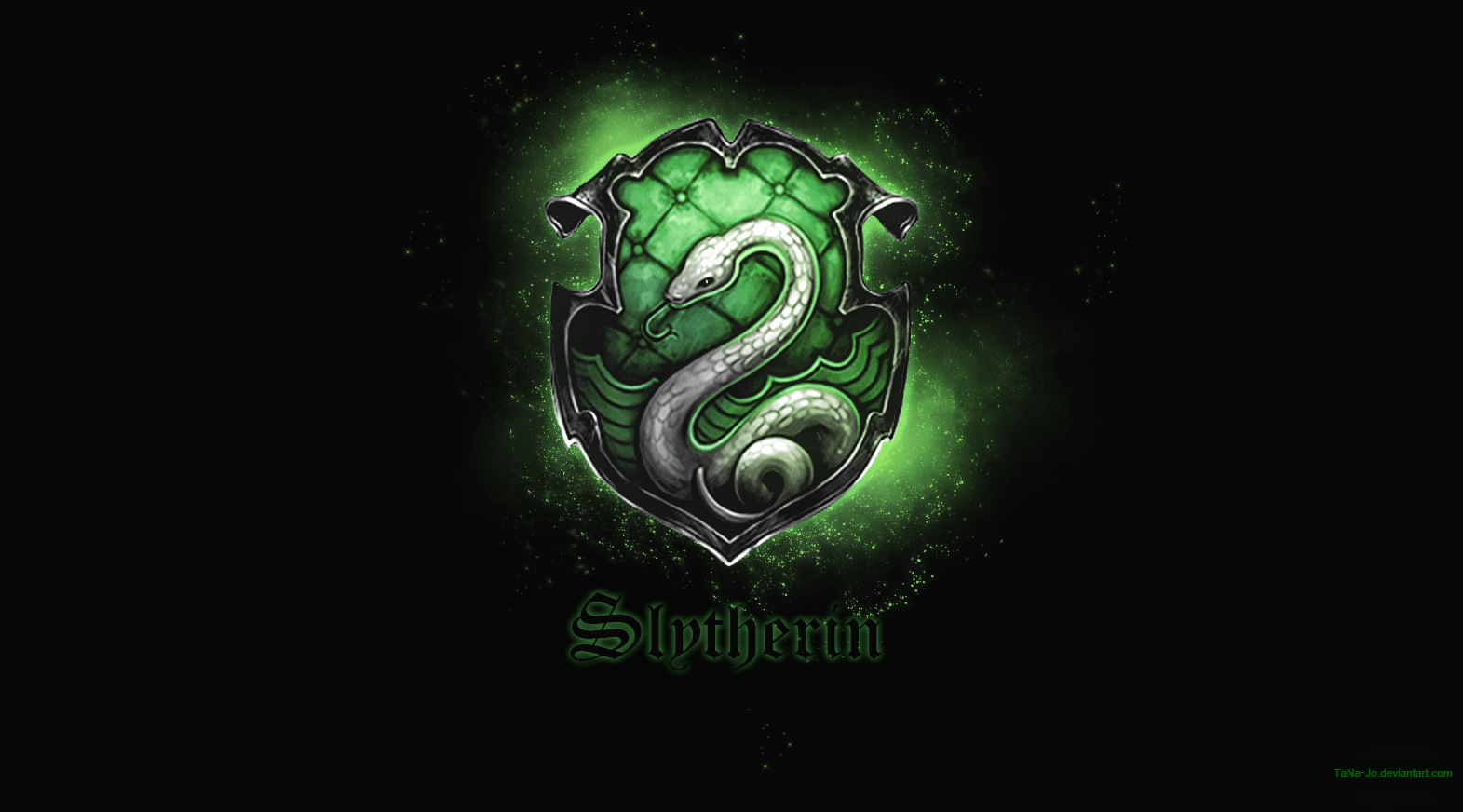 Slytherin Wallpaper For Laptop Harry Potter Wallpaper Slytherin