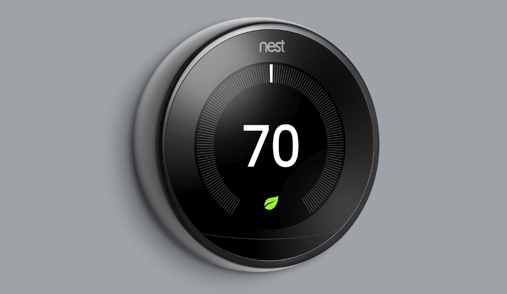Nest Learning Thermostat Programs Itself Then Pays for