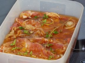 Grill - Marinade von bienchen24 | Chefkoch #marinadesauce