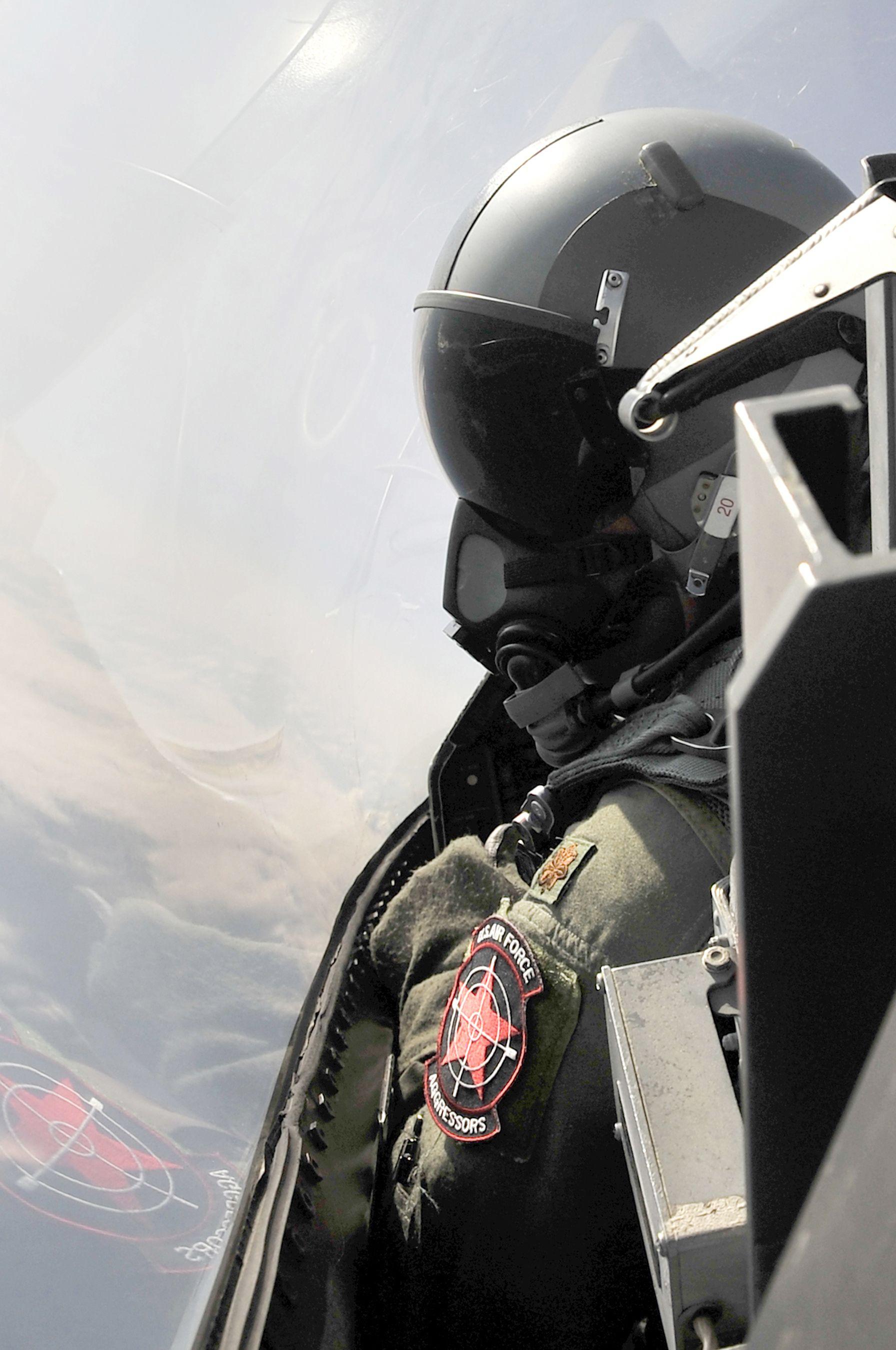 Red Air pilot