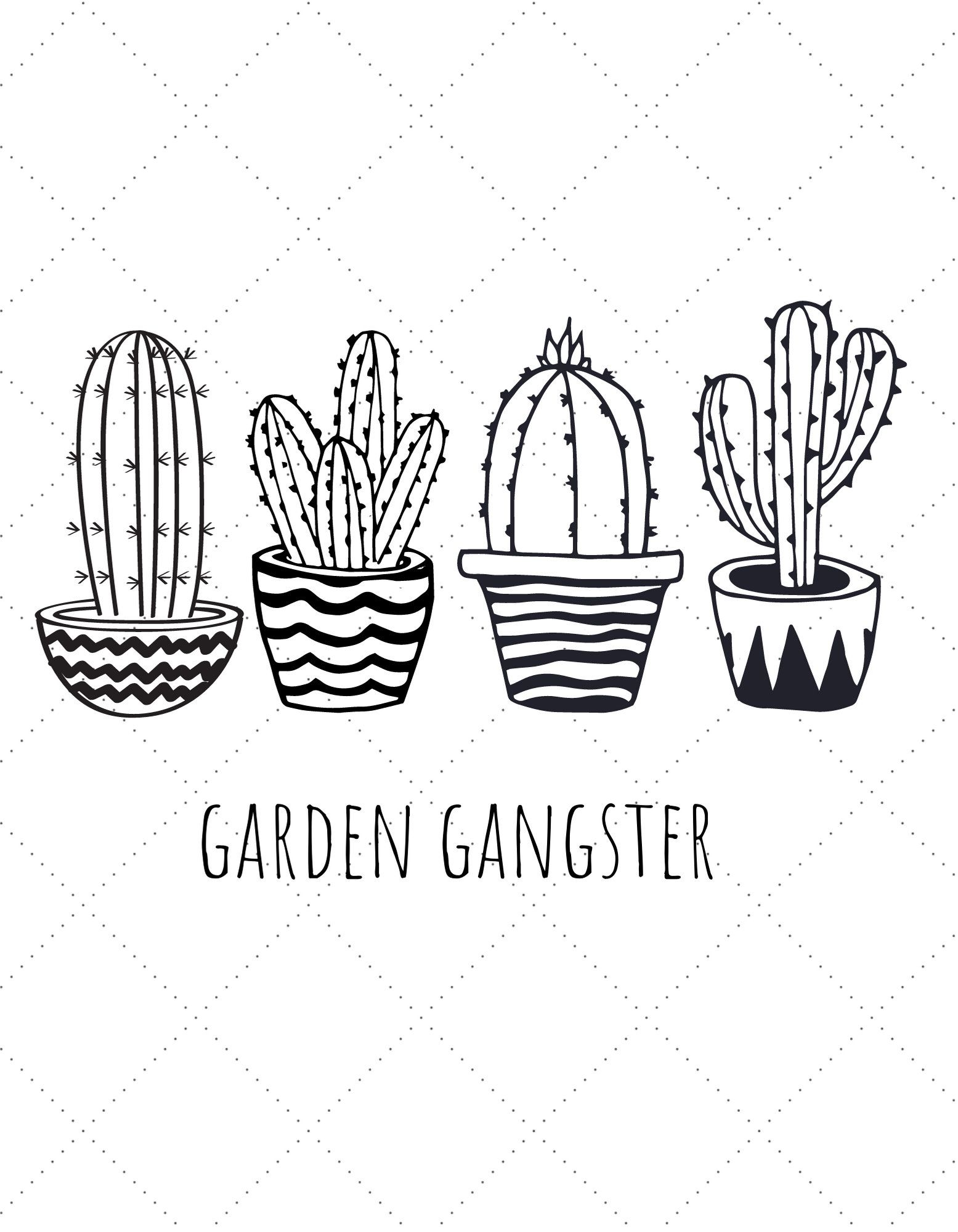 Instant Download What The Fucculent PNG Sublimation Cactus Succulents Gardening Digital Download Succulent png Plants Gardening Gift