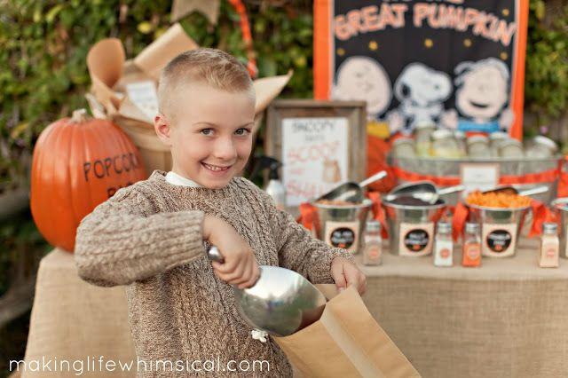 Making Life Whimsical It\u0027s The Great Pumpkin! Halloween - halloween movie ideas