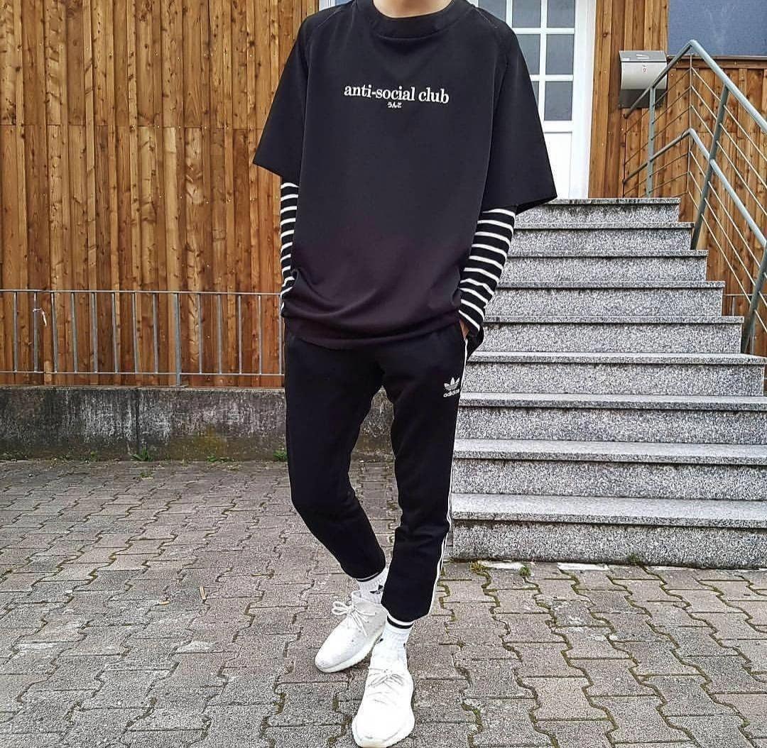 Mens Fashion White Sneakers