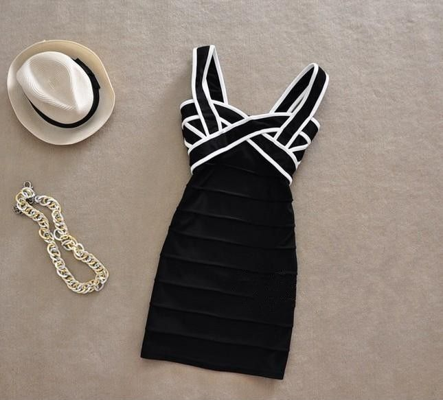 colour,black,whitefree size,skirt length,79,waistline,72--85,hip,84--102,bust,77--92------------Shipping------------I Ship Everywhere! Estimated delivery time:☆ USA: 6-12 business days ☆Other countries:15-25 business days