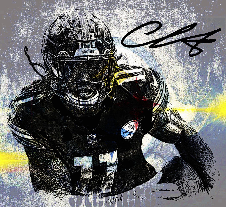 Chase Claypool Pittsburgh Steelers Players Troy Polamalu Steelers