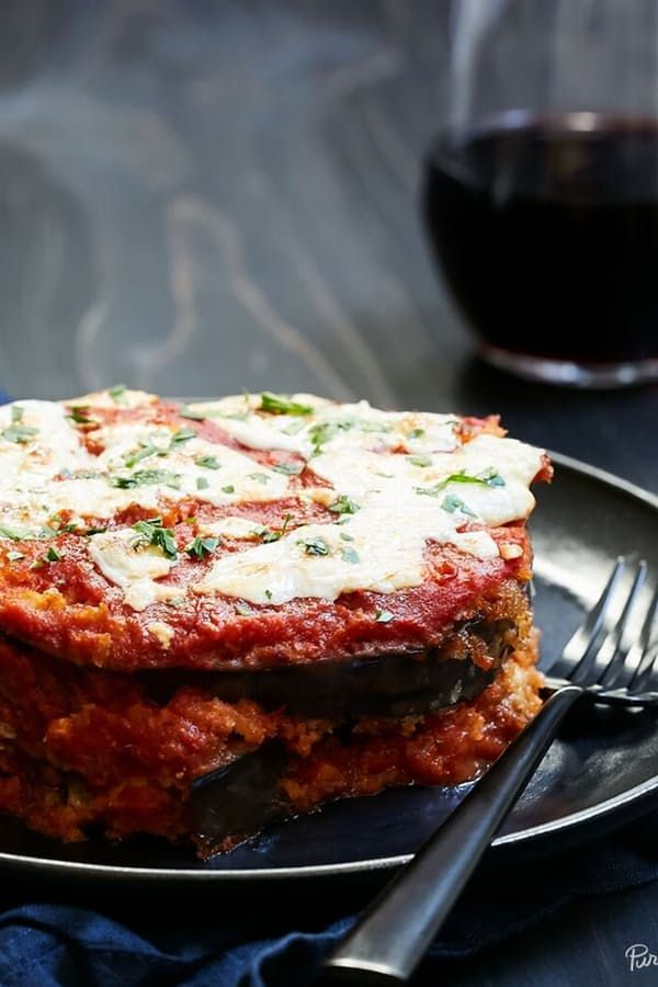 5 Recipes That Will Change the Way You Think About Casseroles via @PureWow  Eggplant PARM casserole