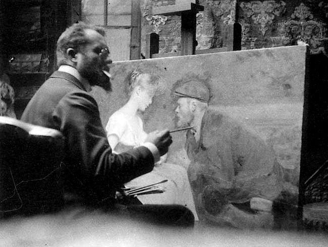 Jean Eugene Buland (French, 1852–1926)