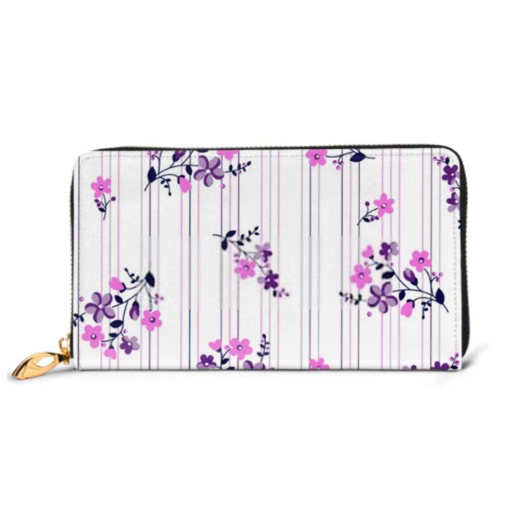 Fashion Handbag Zipper Wallet Bouquet Colorful Flowers Vertical Lines Background Phone Clutch Purse Evening Clutch Blocking Leather Wallet Multi Ca, #Ad #Flowers, #Colorful, #Lines, #Vertical
