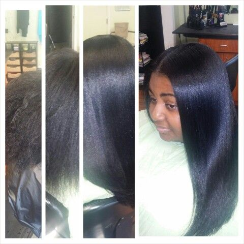 Silk Wrap On Natural Hair My Work African Hairstyles