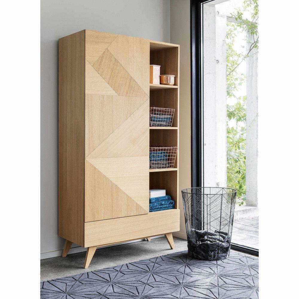 armoires et rangements home inspiration armoire en. Black Bedroom Furniture Sets. Home Design Ideas