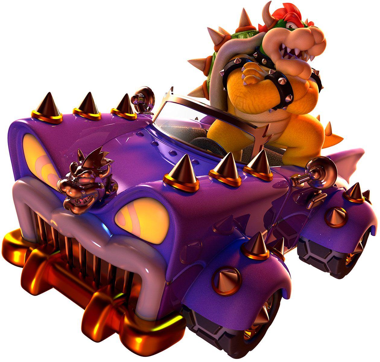 Bowser super mario 3d world character pinterest
