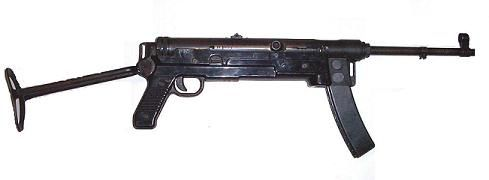 Guns I Want: Yugoslavian M56 A copy of the innovative Nazi German MP-40, but different in a couple of ways. The gun features a curved magazine and a longer length compared to its MP-40 grandfather. The M56 is chambered in 7.62x25, a common round among the budding communist block, which had more penetration value than 9mm Parabellum. It was manufactured in Kragujevac, SR Serbia by the Zastava factory, and was in service until 1992