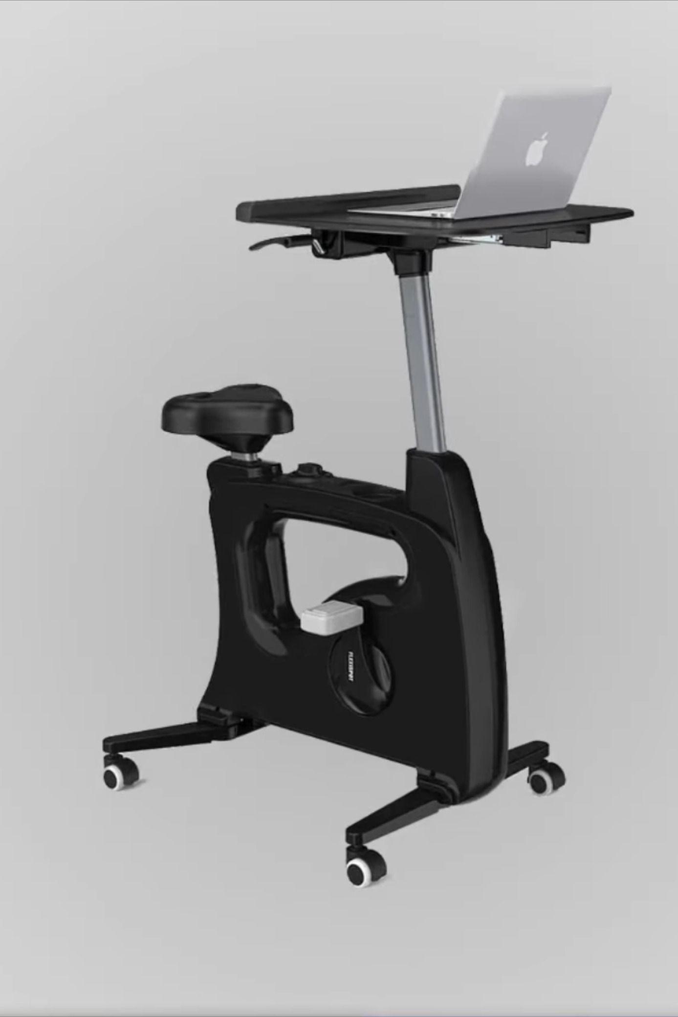 That Makes Me Hit The Desk Elliptical Exercise Bicycle Leg