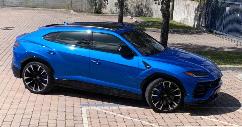 For Sale 2019 Lamborghini Other 2019 Lamborghini Urus Blue Elios