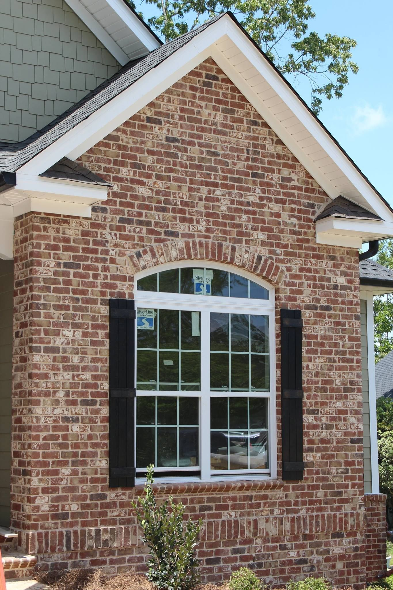 32 Exterior Paint Colors With Brown Brick | Garden and Outdoor Decor on exterior brick colors for light brown, exterior paint ideas, you can stain exterior brown brick, siding with brown brick, exterior brick painting ideas,