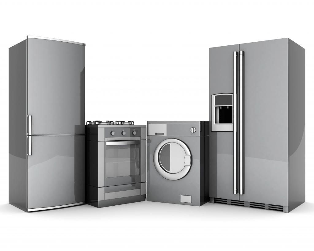 Air conditioners and other items like dishwasher are fast