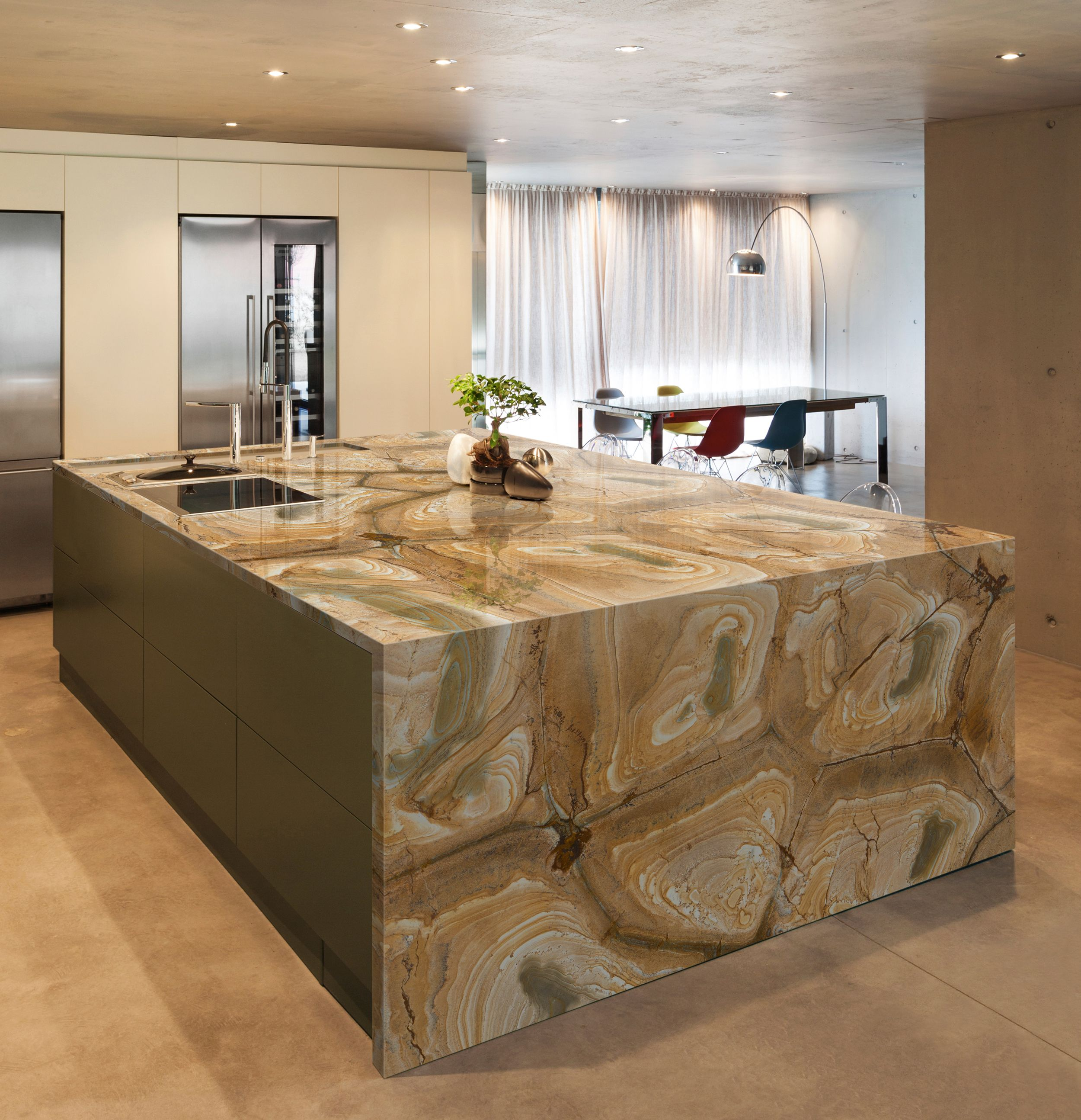 Quartzite Kitchen Countertops How Beautiful Is This