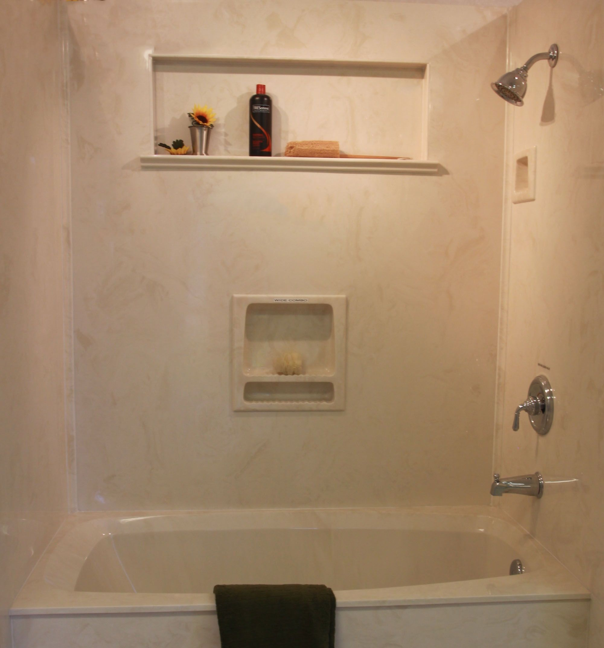 Image Result For Cultures Granite Bathtub Surround Shower Wall Marble Shower Walls Onyx Shower