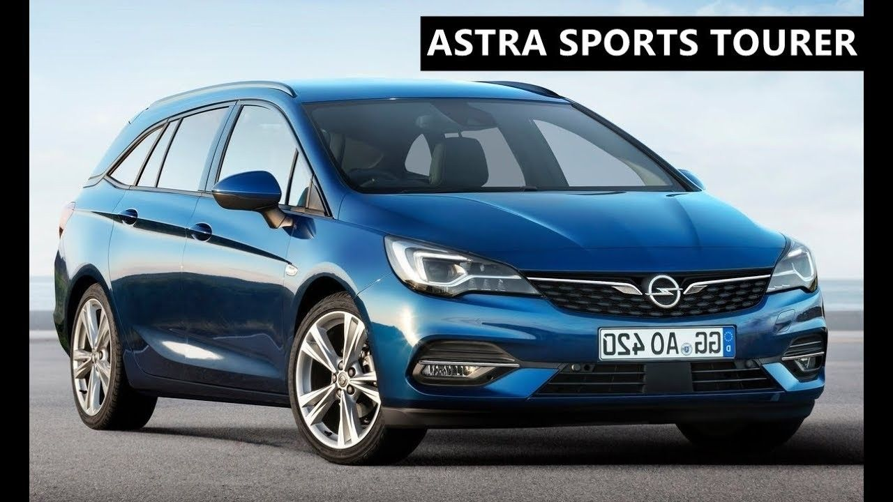 Opel Astra K Sports Tourer 2020 Spy Shoot Di 2020