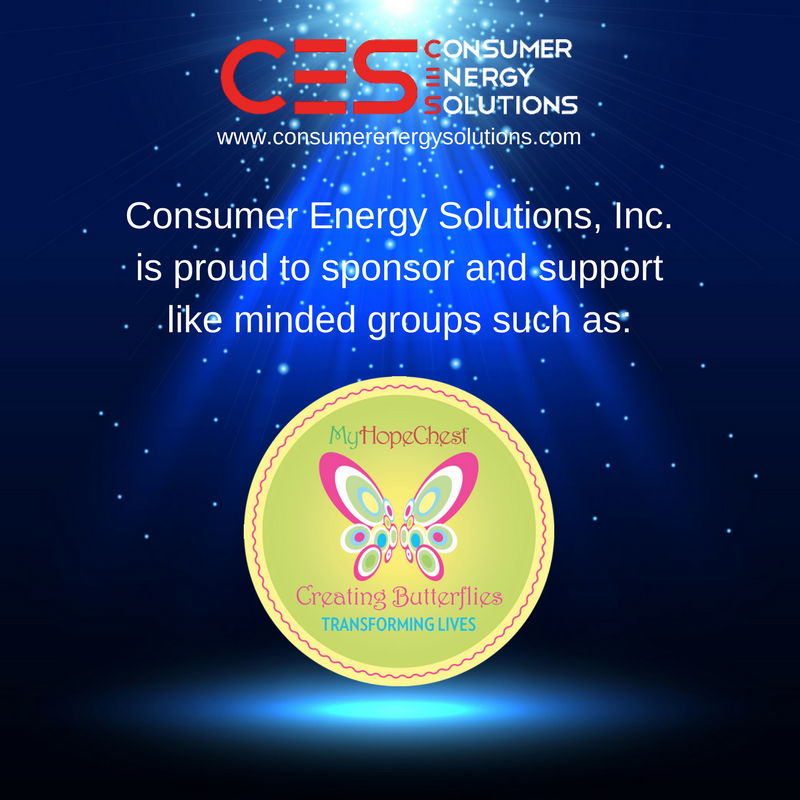 Consumer Energy Solutions loves to support like-minded groups. This week we are spotlighting My Hope Chest @MyHopeChest! My Hope Chest is a non-profit that provides #breast #reconstruction surgeries for non-insured or underinsured women. There are over 80 women on their list who are ready and waiting for your love and support!   Visit them at https://buff.ly/2zjZuqR?utm_content=buffer22da1&utm_medium=social&utm_source=pinterest.com&utm_campaign=buffer  #CES #MyHopeChest #Pinktober…