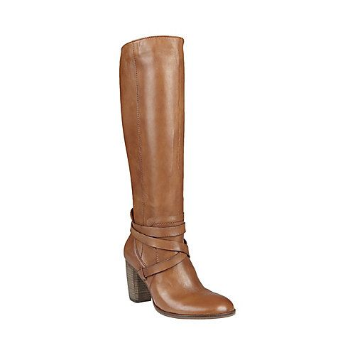 Boot Buckle Shoe Brown Lucky