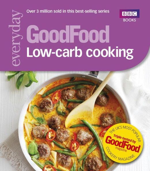 Good food low carb cooking cooking book and bbc good food low carb cooking forumfinder Choice Image